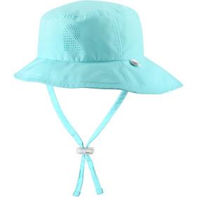 Reima Tropical Sombrero para el sol Niños, light turquoise